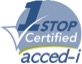 acced one stop logo