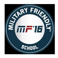 Military Friendly School image.